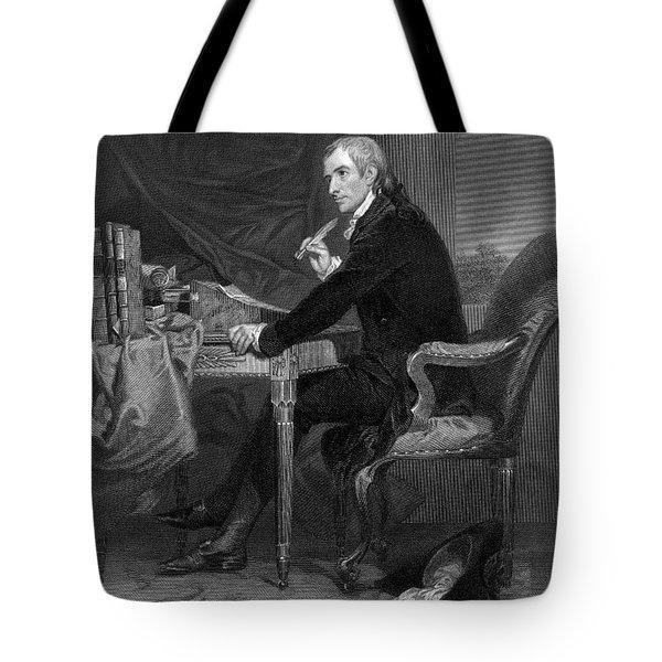Francis Hopkinson Tote Bag by Granger
