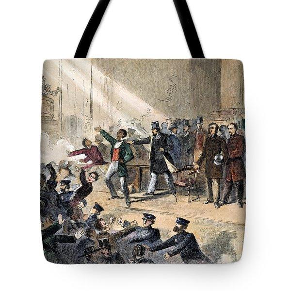 Frederick Douglass, 1860 Tote Bag by Granger