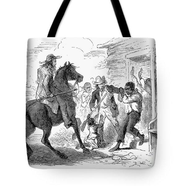 Fugitive Slave Act, 1850 Tote Bag by Granger