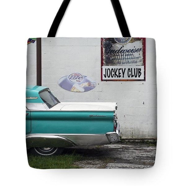 Galaxie  Tote Bag by Lisa Plymell