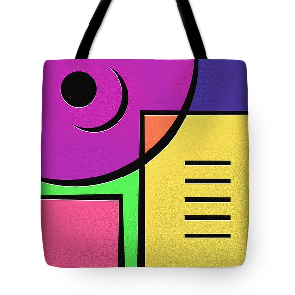 Games Tote Bag by Ely Arsha