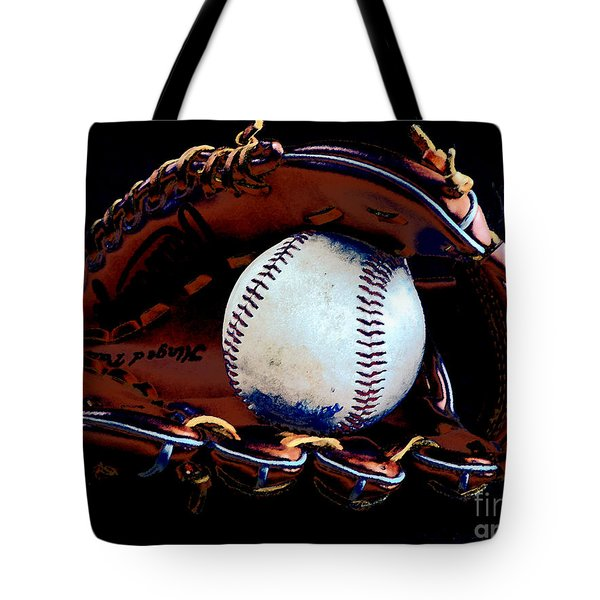 Good Times Tote Bag by Lj Lambert