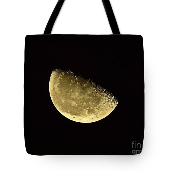 Handsome Half Moon Tote Bag by Al Powell Photography USA