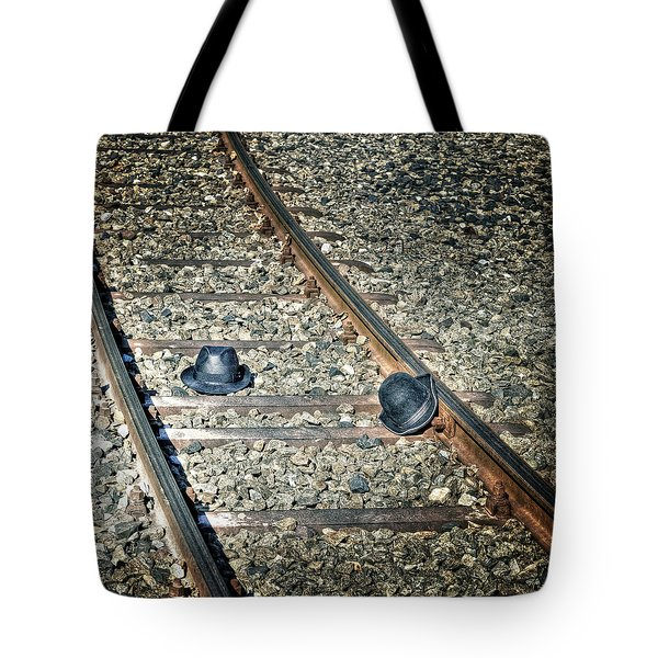 Hats Tote Bag by Joana Kruse