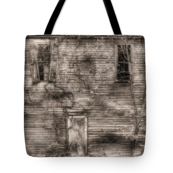 Haunting  Tote Bag by JC Findley