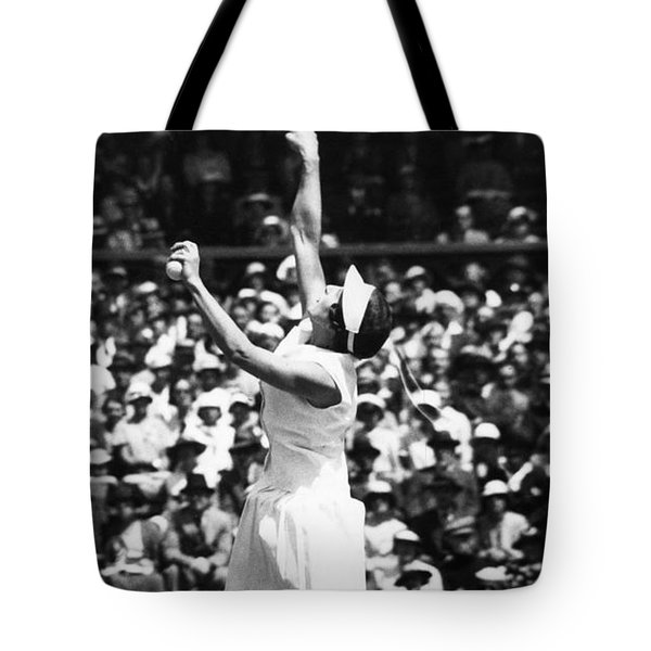 Helen Newington Wills Tote Bag by Granger