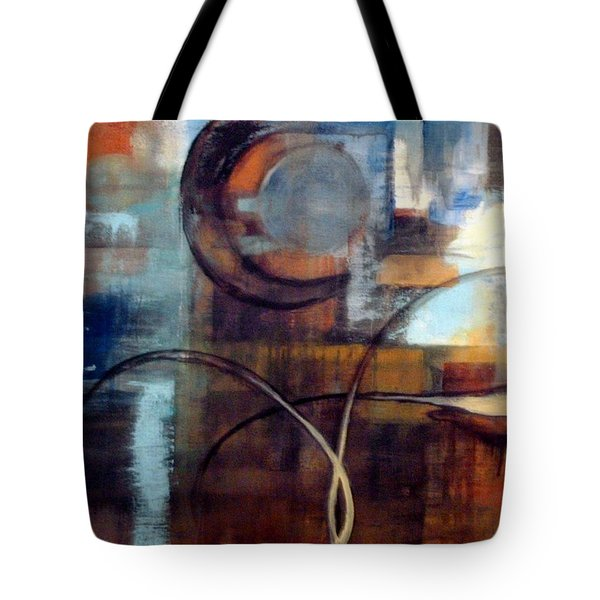 Houses of the Holy Tote Bag by Jane Biven