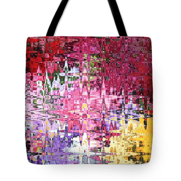 Imagine The Possibilities Tote Bag by Carol Groenen
