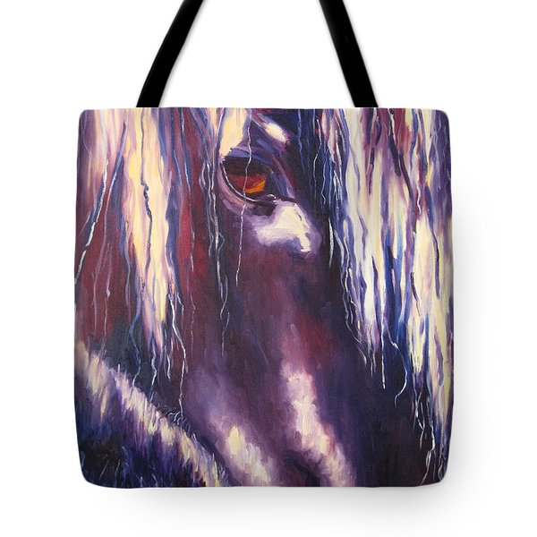 Isis Tote Bag by Terry  Chacon