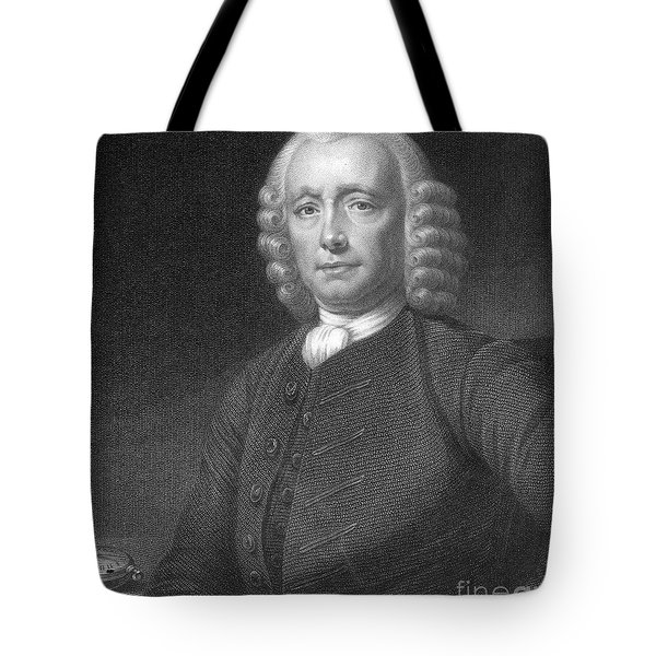 John Harrison, English Inventor Tote Bag by Photo Researchers