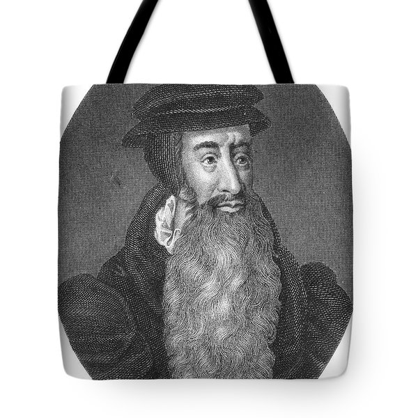 John Knox, Scottish Protestant Tote Bag by Photo Researchers