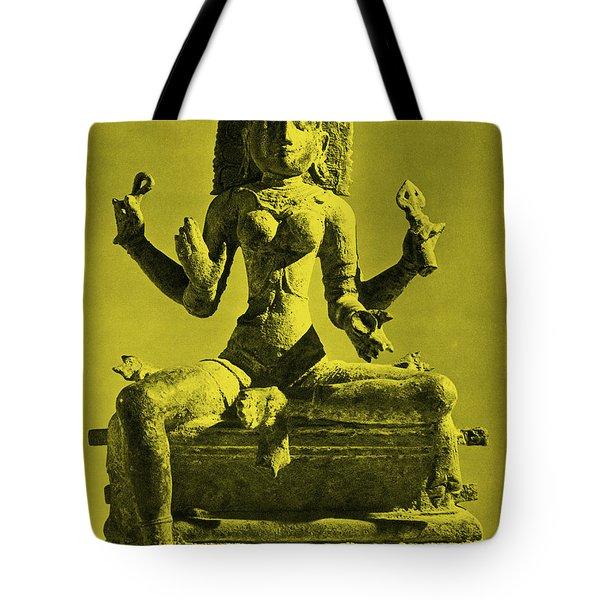 Kali Tote Bag by Photo Researchers