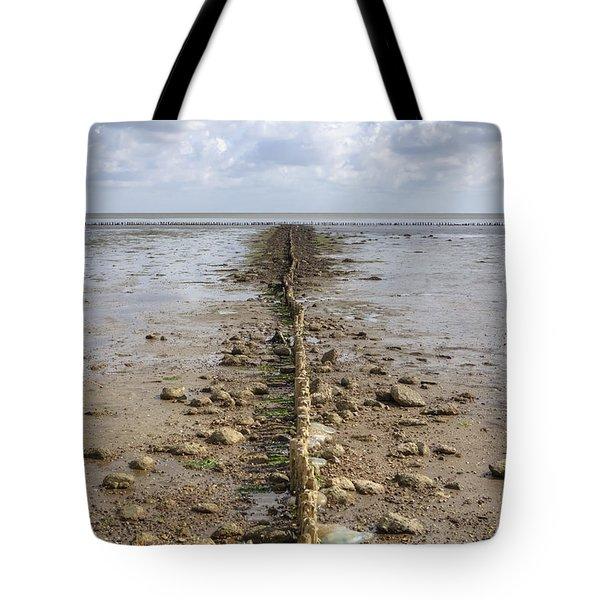 Keitum - Sylt Tote Bag by Joana Kruse