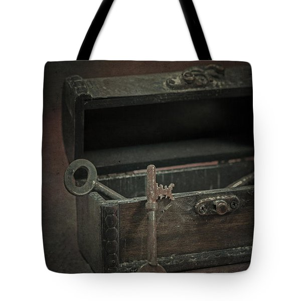 Keys Tote Bag by Joana Kruse