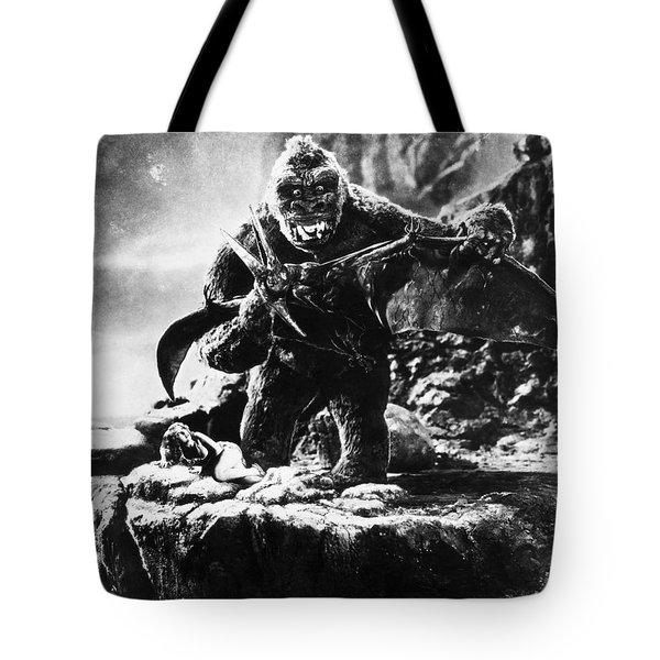 King Kong, 1933 Tote Bag by Granger