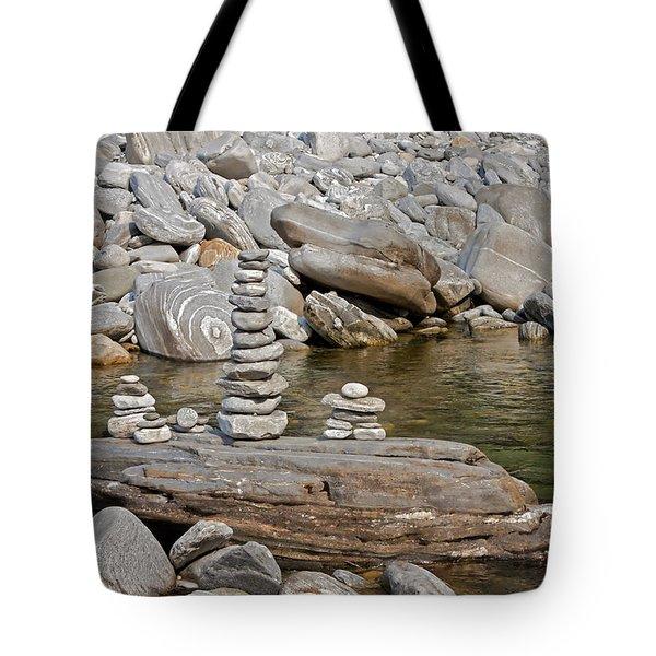 La Maggia Tote Bag by Joana Kruse