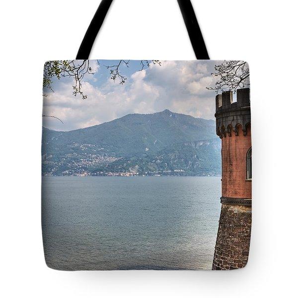 Lago di Como Tote Bag by Joana Kruse