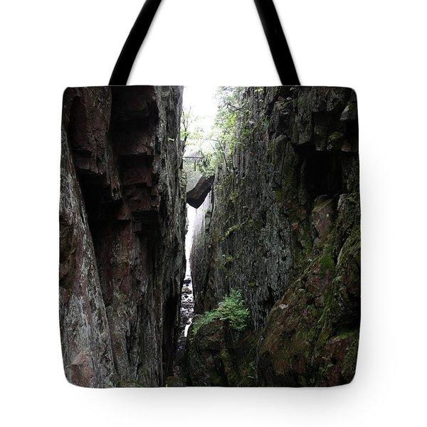 Lake Superior At Lake Superior Tote Bag by Ted Kinsman