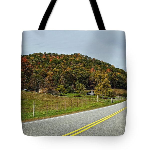 Let It Roll Tote Bag by Steve Harrington