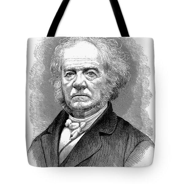 Lewis Tappan (1788-1873) Tote Bag by Granger