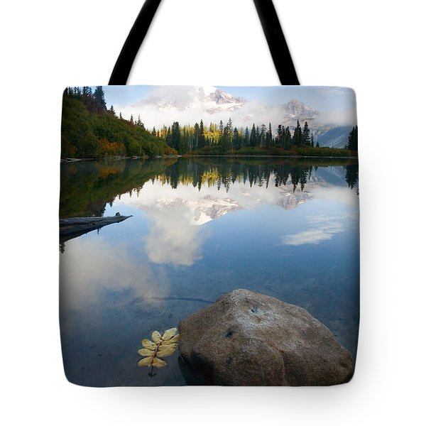 Majesty Hidden Tote Bag by Mike  Dawson