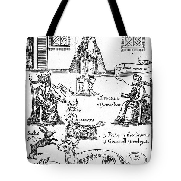 Matthew Hopkins (d. 1647) Tote Bag by Granger