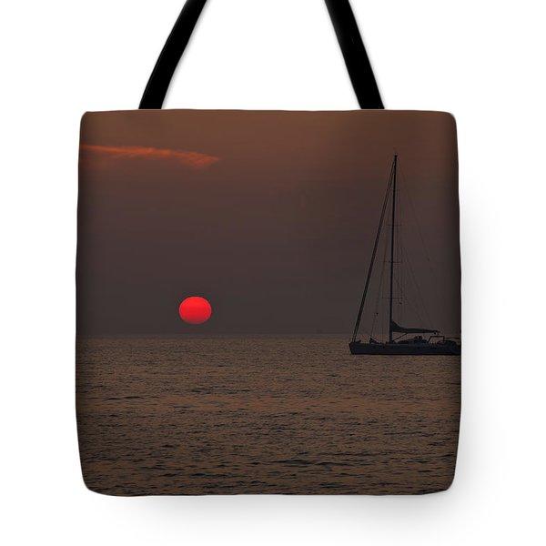 Mediterranean Tote Bag by Joana Kruse