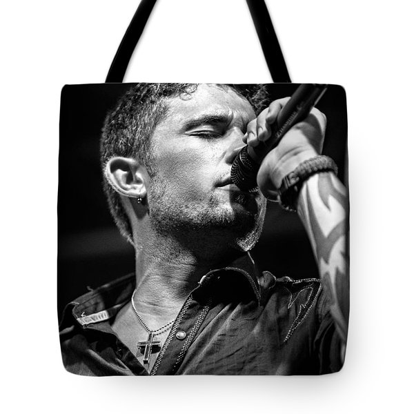 Michael Ray Tote Bag by Christopher Holmes