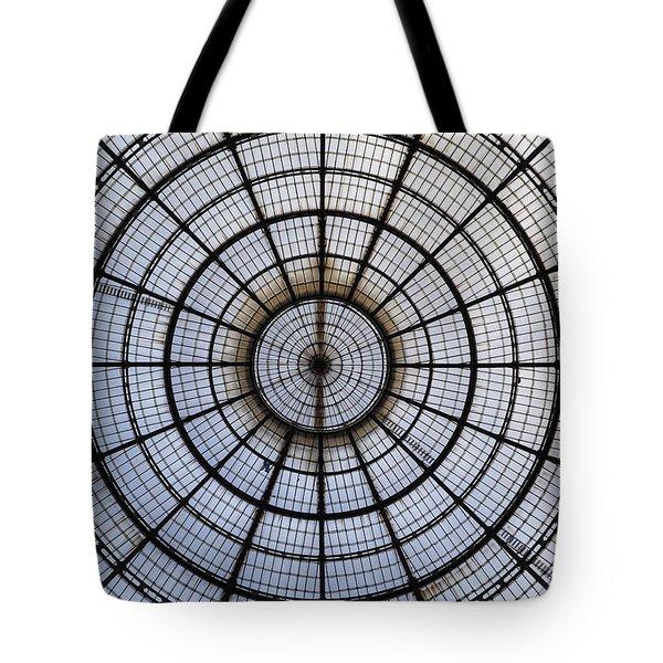 Milan Galleria Vittorio Emanuele II Tote Bag by Joana Kruse