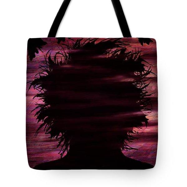 Narcissus Tote Bag by Rachel Christine Nowicki