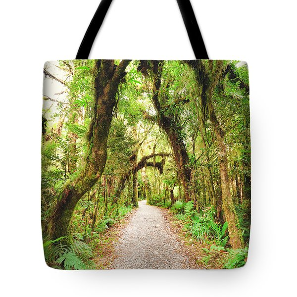 Native bush Tote Bag by MotHaiBaPhoto Prints