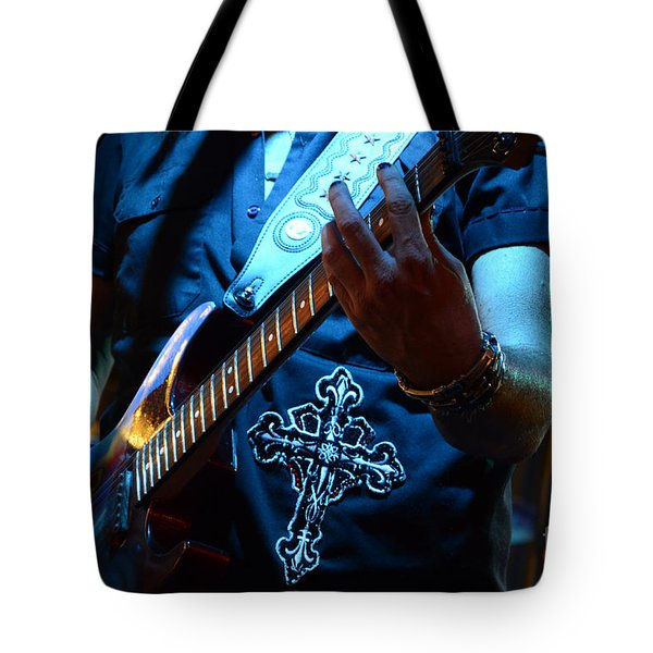Night Moves Tote Bag by Bob Christopher