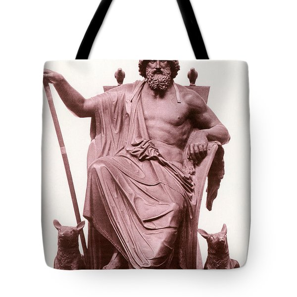 Odin, Norse God Tote Bag by Photo Researchers