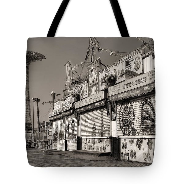 Off Season Tote Bag by JC Findley