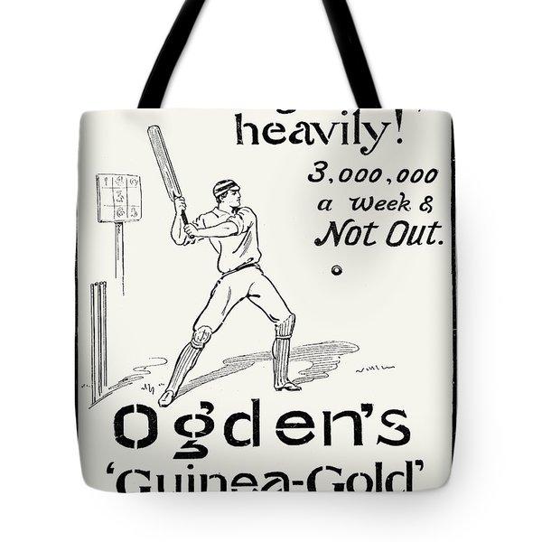 Ogdens Cigarettes, 1897 Tote Bag by Granger