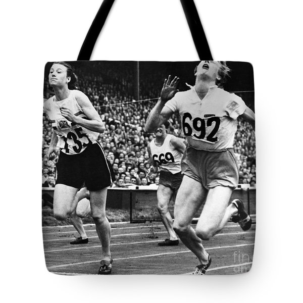 Olympic Games, 1948 Tote Bag by Granger