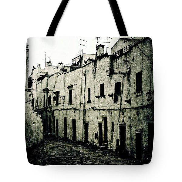 Ostuni - Apulia Tote Bag by Joana Kruse
