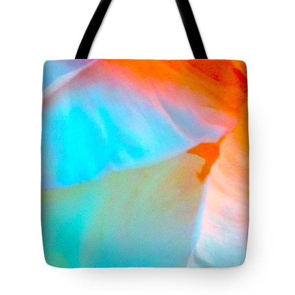Petals Tote Bag by Gwyn Newcombe