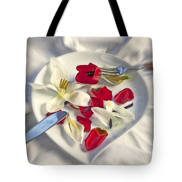 petals Tote Bag by Joana Kruse