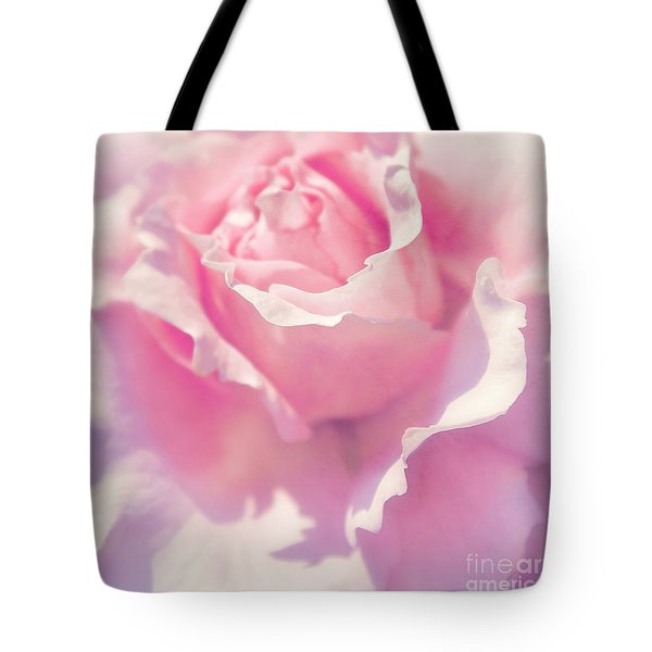 Pink Tote Bag by Angela Doelling AD DESIGN Photo and PhotoArt