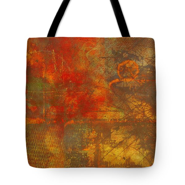 Price Of Freedom Tote Bag by Christopher Gaston