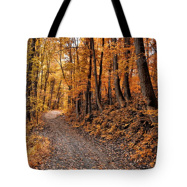 Ramble On Tote Bag by Bill Cannon