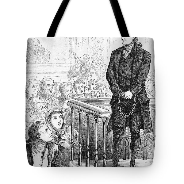Salem Witch Trial, 1692 Tote Bag by Granger