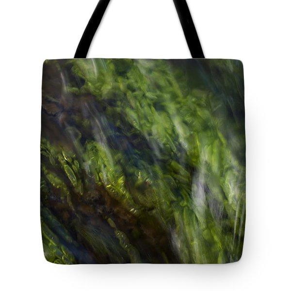 Sea Weed Tote Bag by Michael Mogensen