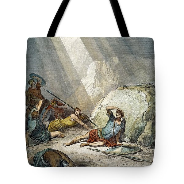 St. Paul: Conversion Tote Bag by Granger