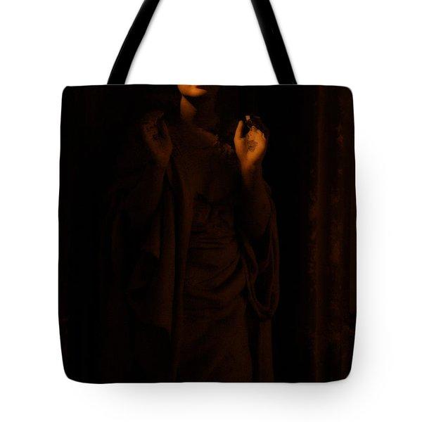 Supplication Tote Bag by Lisa Knechtel