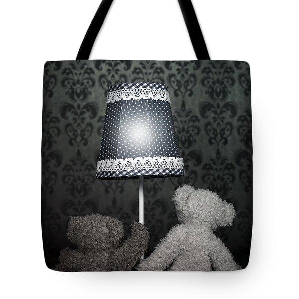 Teddy Bears Tote Bag by Joana Kruse