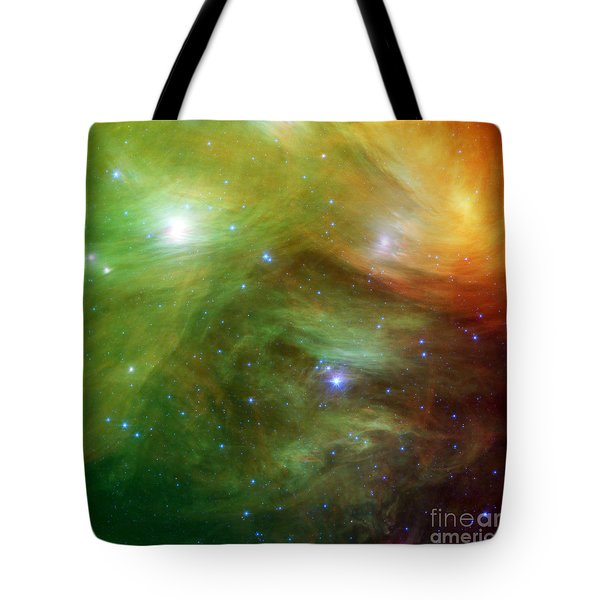 The Seven Sisters, Also Known Tote Bag by Stocktrek Images