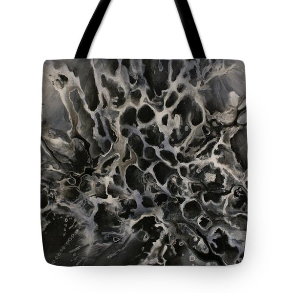 Untitled 1 Tote Bag by Michael Lang