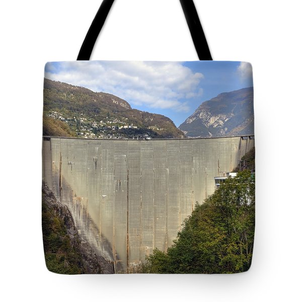 Valle Verzasca - Ticino Tote Bag by Joana Kruse